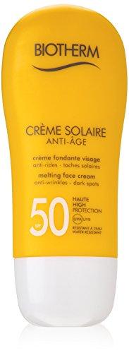 BIOTHERM Sonnenschutz-Creme fondante Antifalten fürs Gesicht SPF50 50 ml