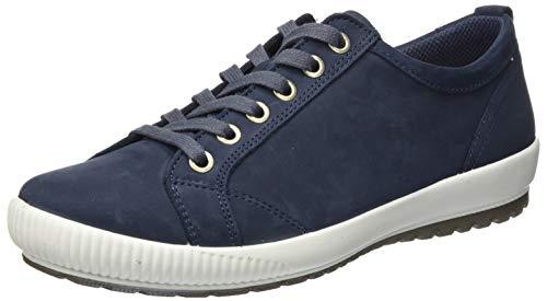 Legero Tanaro 823, Scarpe da Ginnastica Basse Donna, Blu (Indaco (Blau) 86), 37.5 EU