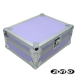 Zomo 0030101599PM de 600placa maletín para 1x djm-400500/600/700/800Lila