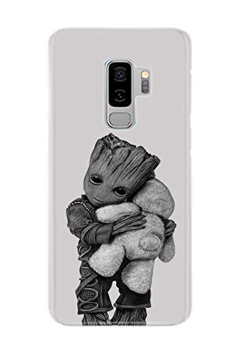 Carcasa para Samsung Galaxy S9+ [Plus] Groot Guardians of The Galaxy Superhero Marvel Comics 16 Diseños