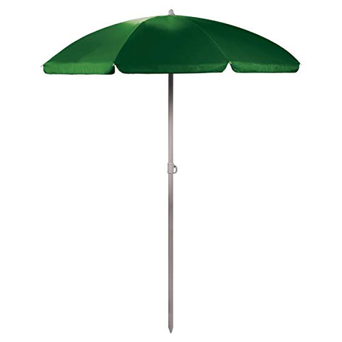 ONIVA - a Picnic Time Brand Outdoor Canopy Sunshade Umbrella 5.5', Green
