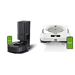 iRobot Roomba i7+ Robot Vacuum Mop