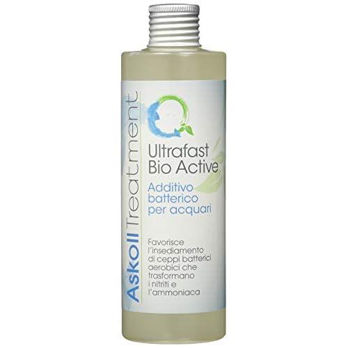 Askoll 281007 Biocondizionatore Additivo Batterico Ultrafast Bio Active per Acquari, L