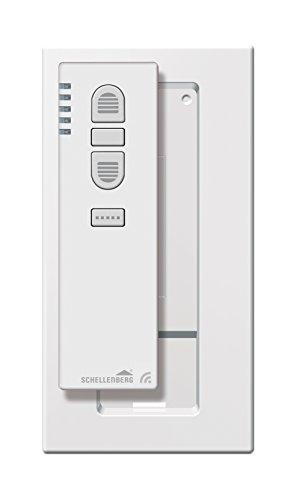 Schellenberg 20016 Smart Home Funk Handsender 5-Kanal mit 868,4 MHz Fernbedienung Licht, Steckdose, Rolladensteuerung