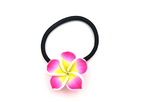 schmuck-stadt Hawaii Blumen Haargummi Haarband Modeschmuck