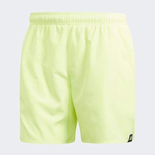 adidas Herren SOLID SH SL Schwimmshorts, Hireye, L
