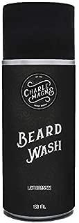 Champú para la barba Charlemagne – Hecho en Alemania - Para la limpieza de la barba - Champú y jabón para hombres - Acondicionador masculino para el cuidado de la barba sin NaCl