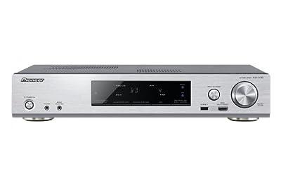 Pioneer VSX-S510-K Sintoamplificatore AV, 6.2 Canali, Slim Design, Amplificazione di Classe D, HDMI, Airplay, Radio su Internet Vtuner, Nero