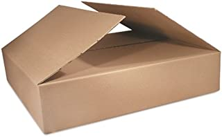 The Packaging Wholesalers 14 x 12 x 4 Inches Shipping Boxes, 25-Count (BS141204)