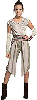 Star Wars The Force Awakens Adult Costume,Beige Large