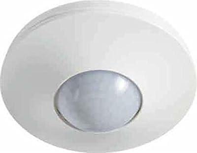 ESYLUX Motion Detector 360° Degree Concealed, 8M, 230V, IP20,, MD-C360i/8Mic White/1566476 from ESYLUX