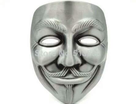 Fivela V For Vendetta Guy Anonymous Protesto Paulista Filmes