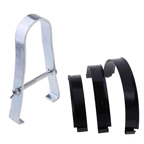 Homyl Kit D'outils Compresseur Collier De Piston De Moto et Vélo