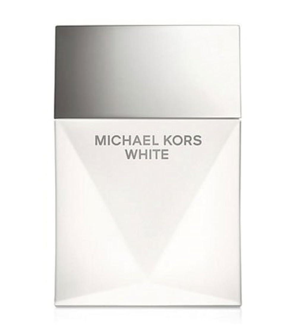 犬バーマド差別的Michael Kors White(マイケル コース ホワイト) 1.7 oz (50ml) EDP Spray for Women