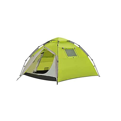 KJLY Tienda de campaña para 3 personas, tienda de campaña, tienda de campaña, tienda de campaña para acampar, familia, al aire libre, portátil, protección solar, impermeable, 200 x 130 cm