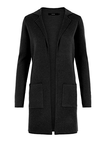 VERO MODA Female Strickjacke Strick XSBlack