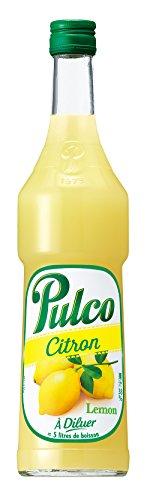 プルコ レモン 果汁飲料<濃縮飲料> 700ml瓶