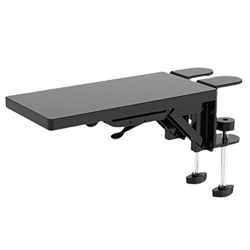XUANHUO Computer-Armlehnenpolster, 90 ° -Fach Gefaltete Armstütze Für Die Handgelenkstütze Computer Extender Für Home Table Office Chair Desk