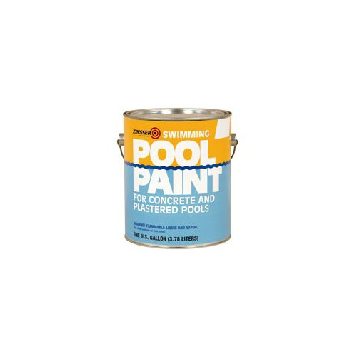 Zinsser 260539 Pool Paint, Blue