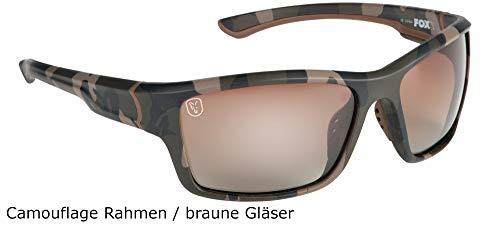 FOX - Gafas de sol para pesca, diseño de camuflaje