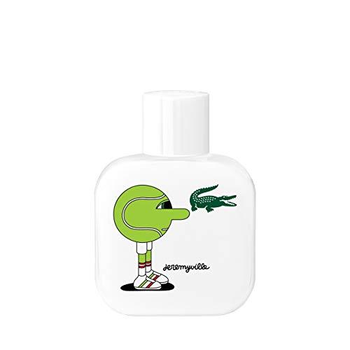 Lacoste Eau de Lacoste L.12.12 Blanc x Jeremyville 50 ml Eau de Toilette Spray (1er Pack)
