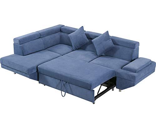 Sleeper Sofa Bed Sectional Sofa Futon Sofa Bed Sofas for Living Room Furniture Set Modern Sofa Set...