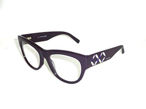 Swarovski SK5214 081 -53 -18 -140 Swarovski Brillengestelle SK5214 081 -53 -18 -140 Oval Brillengestelle 53, Schwarz