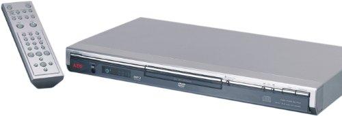 AEG DVD 4512 DVD-Player Silber