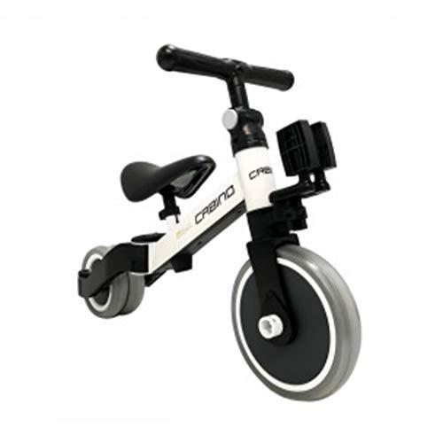 Cabino Trike Laufrad Rad Kinderdreirad Lauffahrrad Lauflernhilfe für Kinder 2 in 1 18-36 Monate