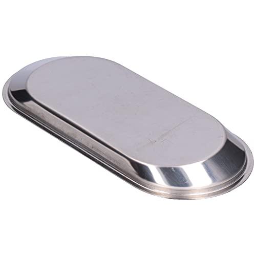 Yeelur Organizador de Toallas, Bandeja de Almacenamiento Resistente a Altas temperaturas Buen Brillo Solidez y Durabilidad para el baño doméstico para la mayoría de Las Personas(Grande)