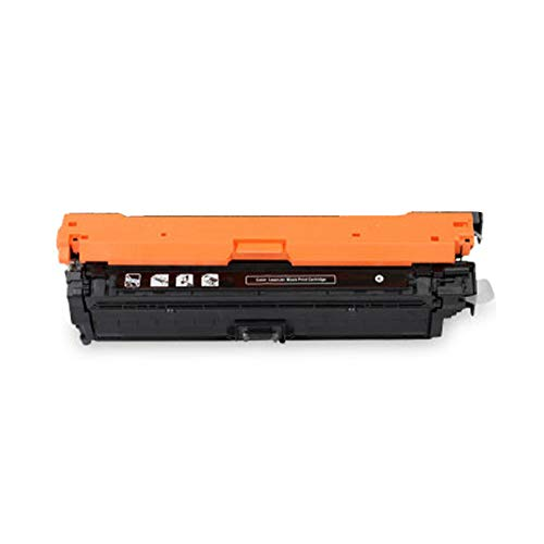 Para HP Ce740a para impresora HP Color Laserjet Pro 5525 9500c 9600c con chip compatible con cartucho de tóner de repuesto para impresoras láser, fácil operación, negro