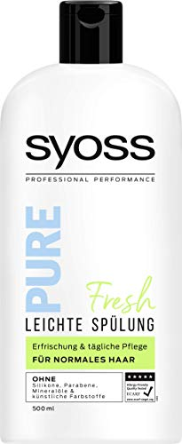 SYOSS Spülung Pure Fresh, 1er Pack (1 x 500 ml)