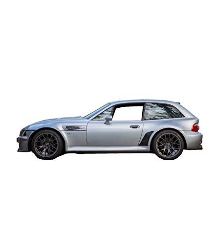 Wheelzone for BMW Z3 Coupe 1998 CS0142 Stone Chip Lackschutzfolie Lackschutz Steinschlagschutz Protection Film Paint Decal Stoneguard- for Rear Archs ONLY