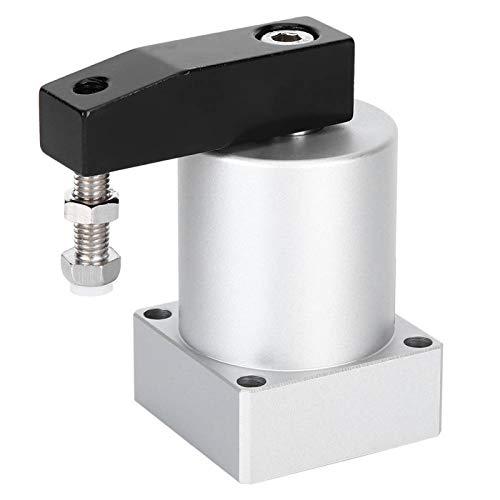 Lafey Cilindros neumáticos, Cilindro neumático de Doble acción de 200 mm/s, reparación de reparación Duradera de 1.0MPa 50 mm para reemplazar Piezas Antiguas para Uso(ACK50-90R)