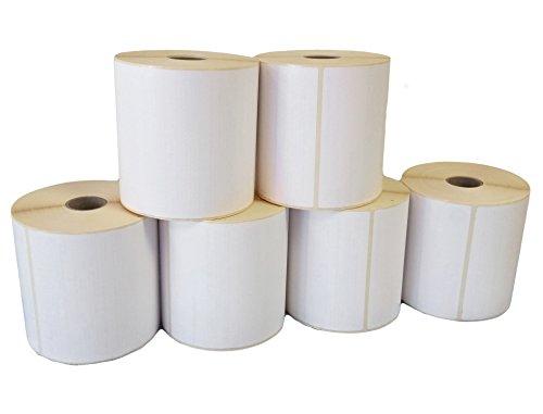 Roll 350 Direct Thermische Printer Verzendlabels 4
