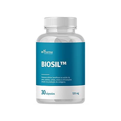 BioSil (Silício Orgânico) - 520 mg 30 Cápsulas