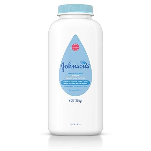 Johnson & Johnson Johnsons Pure Cornstarch Baby Powder, 9 oz