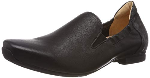 Think! Damen Gaudi_484173 Slipper, Schwarz (Sz/Kombi 09), 38 EU