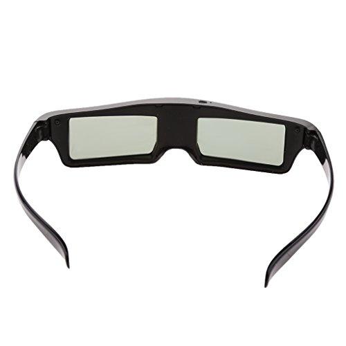 3D DLP Brille DLP Glasses Wiederaufladbare 3D Brille