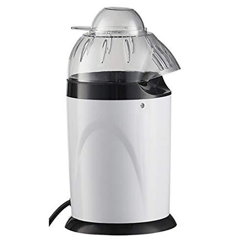 BAIZAN Popcorn Popper Machine, con Tetera Antiadherente Principio De Aire Caliente Popcorn Machinetheater Style