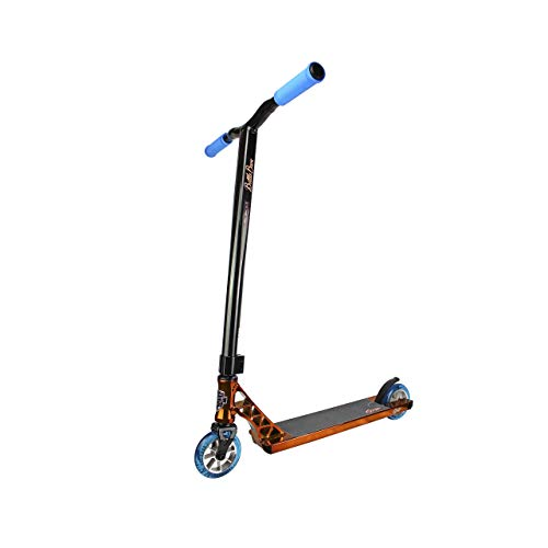 Grit Rose Gold Schwarz Elite Stunt Scooter Komplett (One Size, Schwarz)