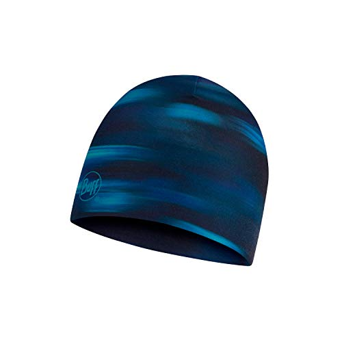 Original Buff Microfiber Reversible Hat Shading Blue Gorro, Unisex Adulto, Talla única