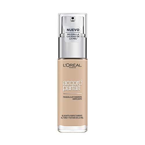 L'Oréal Paris Accord Parfait, Base de maquillaje acabado na