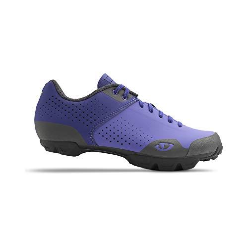 Giro Damen Manta Lace W MTB Trail|Cyclocross Schuhe, Blue iris/Dark Shadow, 40