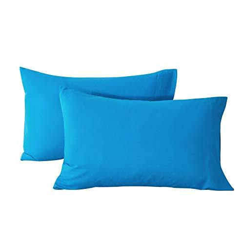 AKK Silky Soft Microfiber Pillowcases Standard/Queen...