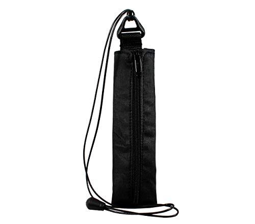 Plan B Schutzhülle Vape Pen 2.5 Basic - 14,5 x 4,2 cm Kordel 100 cm Schwarz Handgemacht in Spanien