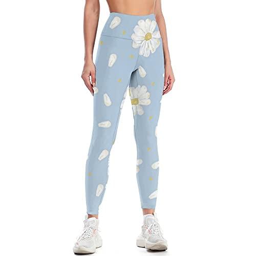 QTJY Pantalones de Yoga con Levantamiento de Cadera de Cintura Alta para Mujer, Pantalones de Ejercicio Push-up para Gimnasio, Mallas elásticas para Celulitis, Pantalones para Correr F L