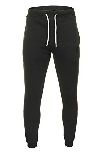 Xact Mens Joggers Slim Fit (Black) M