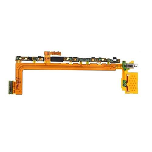 OnlyTech Flachbandkabel für Power-Tasten, Lautstärke, Kamera und Vibrator für Sony Xperia Z5 Premium (Version E6833, E6853, E6883) – Ersatzteil kompatibel mit Sony