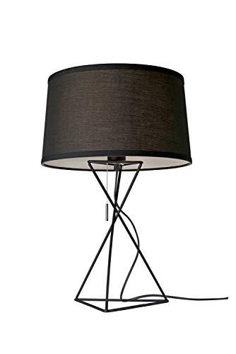 Villeroy&Boch New York staande lamp, metaal, 60 W, wit, H 150 cm, Ø 40 cm